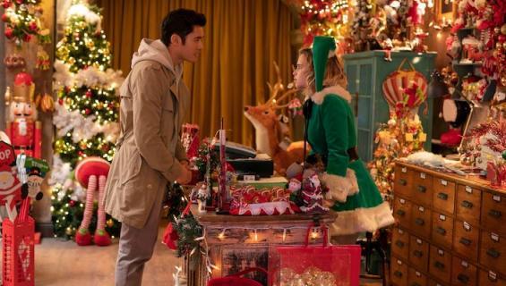 Last Christmas on tämän vuoden jouluelokuvien ykkönen.