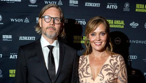 Tuomas Kantelisen ja Tiina Lymin suhde päättyi.