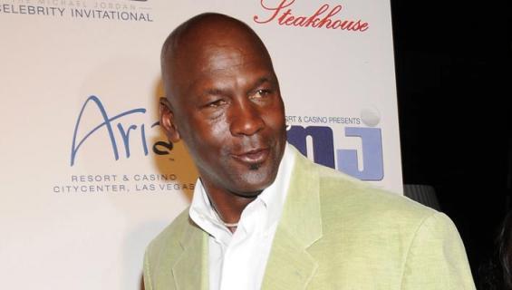 Michael Jordan myy loma-asuntoaan.