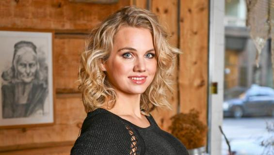 Jenna Lehtimäki löysi rakkaansa työpaikaltaan.