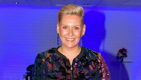 Heidi Sohlberg viettää joulun ilman lapsia.