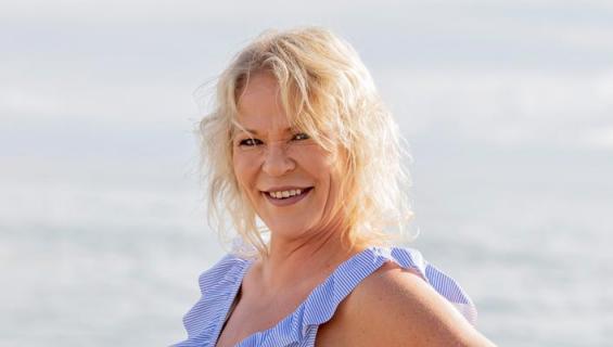 Johanna Karjunen laihtui.