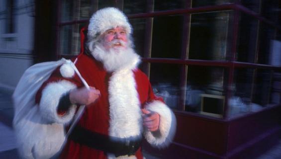 Joulupukin on oltava sukupuolineutraali.