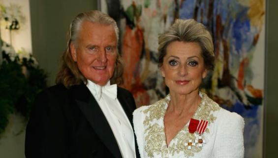 Kimmo Elomaa kertoi terveyshuolistaan.