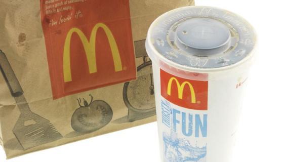 McDonald'sissa sattui välikohtaus.