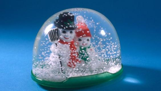 Snow-globing on deittimaailman ilmiö.