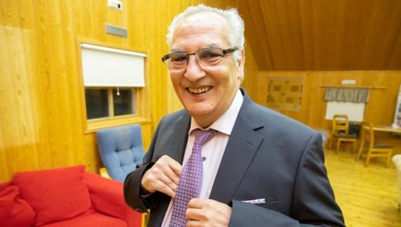 Rainer Friman avautuu konkurssistaan.