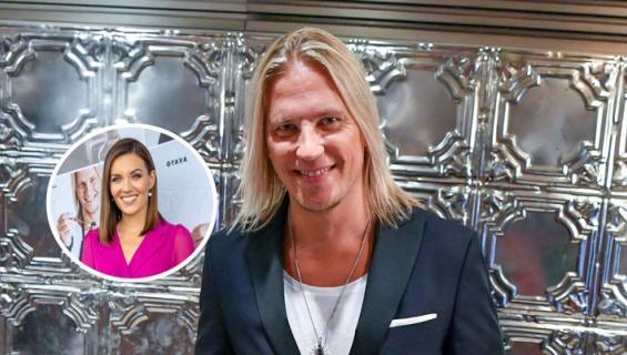 Sami Kurosen ja Michaela Söderholmin suhde paljastui.