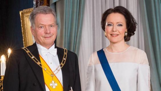 Sauli Niinistön ja Jenni Haukion suhteesta nousi kohu.