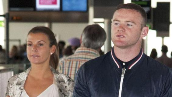 Wayne Rooneyn perhe lensi salalomalle Suomeen.