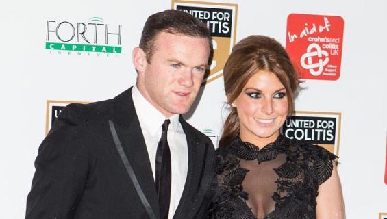 Wayne Rooneyn perhe lomaili Suomessa.
