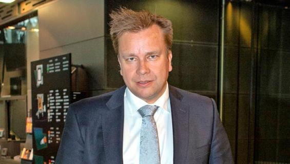 Antti Kaikkonen saa perheenlisäystä Jannika-rakkaansa kanssa.