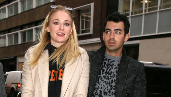 Sophie turner ja Joe Jonas