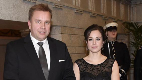 Antti Kaikkonen ja Jannika Ranta saavat perheenlisäystä.