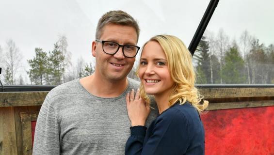 Jani Sievinen ja Maria