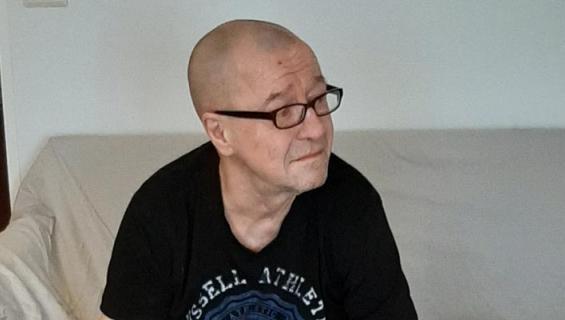 Enzo Pulkkinen sairastui.