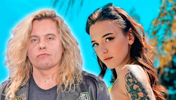 Archie Cruz ja Katelyn