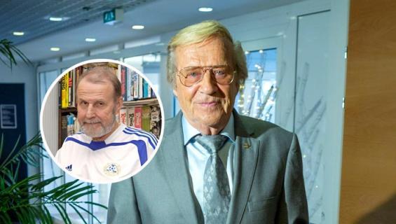 Jorma Pulkkinen muistelee Raimo Häyristä.