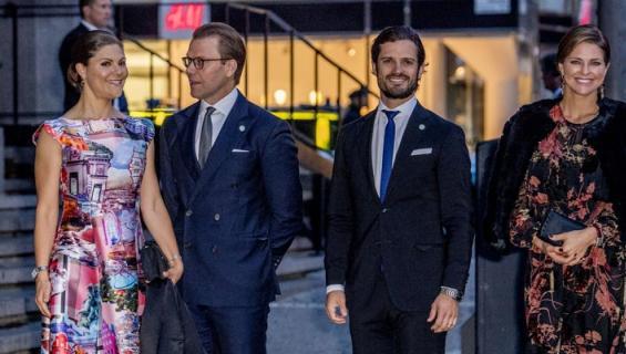 Ruotsin kuninkaalliset
