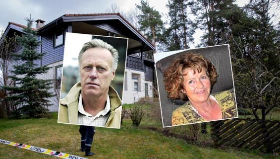 Tom Hagenia epäillään vaimonsa murhasta.