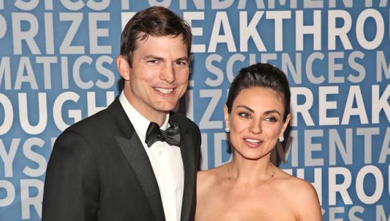Ashton Kutcher ja Mila Kunis