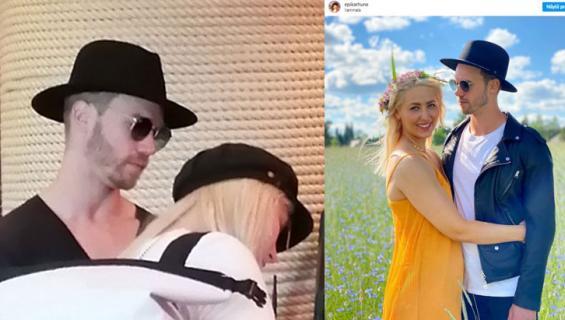 Love Island Jenni ja Eetu Karhunen