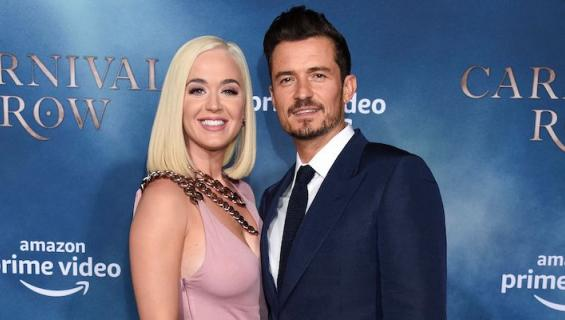 Katy Perry ja Orlando Bloom