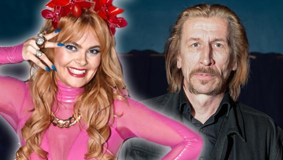 Erika Vikman ja Ilkka Koivula