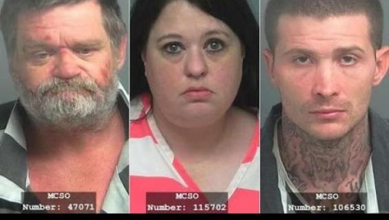 Mies lähetti naapurinsa kuistille toistuvasti kymmeniä strippareita - pidätettiin!