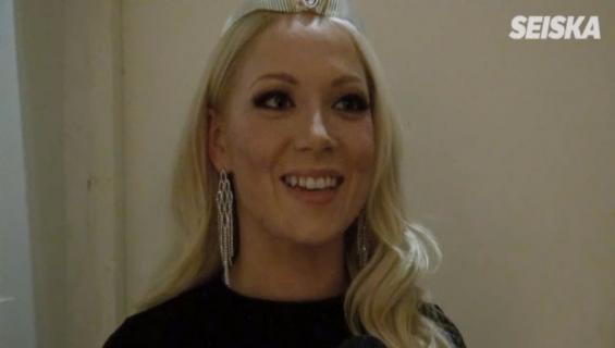 Tuore Miss Helsinki paljastaa paheensa! Janna-Juulia voitti myös täydellinen vartalo -tittelin - katso video!