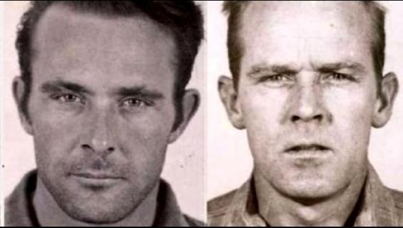 Alcatraz-karkuri kirjoitti poliisille!