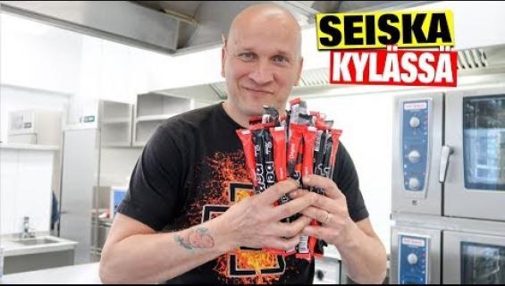 """Hell's Kitchen -huippukokki Sauli Kemppainen avasi oman ravintolan Berliiniin: """"Löin tähän kaiken kiinni"""" – katso video ja tuoreet kuvat ravintolasta!"""