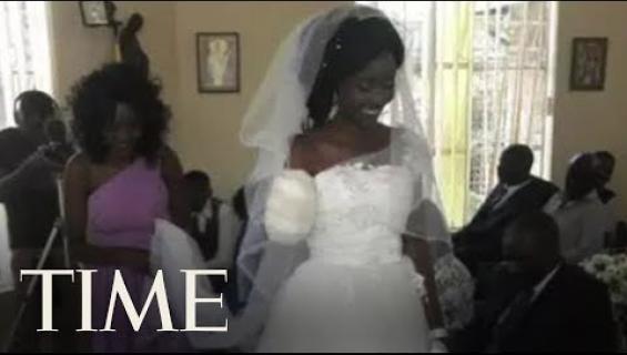 Uskomatonta! 25-vuotias nainen menetti kätensä krokotiilin hyökkäyksessä, meni naimisiin vain 5 päivää myöhemmin - video!