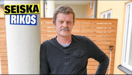 Huutokauppakeisari Aki Palsanmäen epäillyn pahoinpitelyn toinen osapuoli Ari : Tämän takia en voi lyödä ketään - video!
