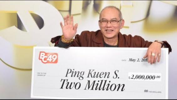 Miestä potki onni! Lottovoitto, eläkkeelle jääminen ja syntymäpäivä samana päivänä!