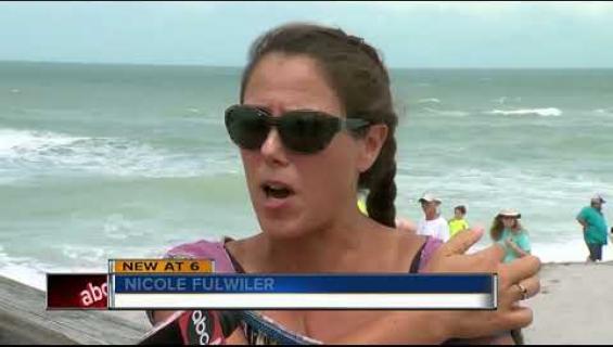 Aaw! Surffaaja pelasti hukkuvan pulun - katso viraaliksi mennyt video!