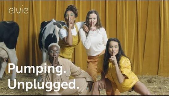 Siis mitä! Tämä tv-mainos rinnastaa imettävät äidit lehmiin, someraivo syttyi - katso!