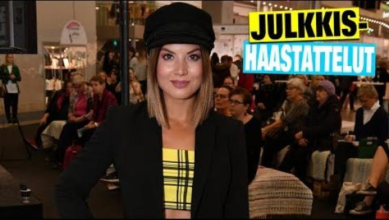 Oho, Janni Hussi vaihtoi radikaalisti hiustyyliä - esittelee lopputuloksen Seiskalle: Tässä on vielä totuttelemista!