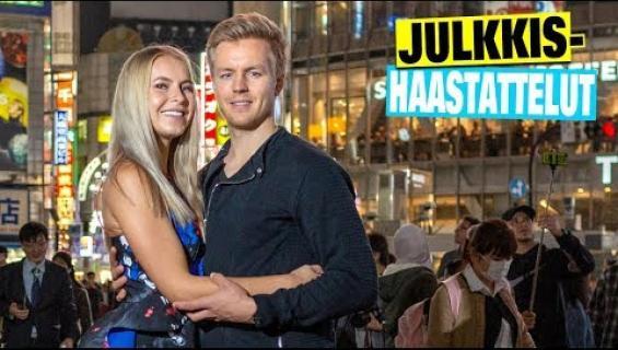 Näin sujui Miss Suomi Alina Voronkovan ja Joonas-rakkaan kohtaaminen kuukausien tauon jälkeen: Etäsuhteessa eläminen on tuntunut pahalta - katso video!
