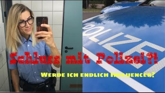 Adrienne, 34, on Saksan seksikkäin poliisi: ilmoitti julkisesti olevansa sinkku - katso, mikä kaunotar!