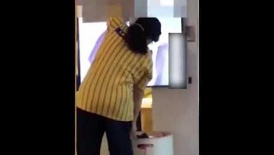 Hups, Ikeassa näytettiin pornoa! Katso video!