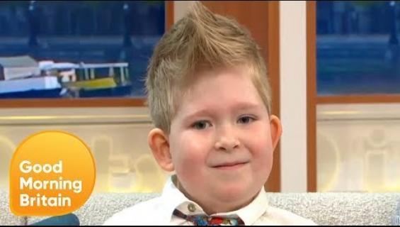 Ilman aivoja syntynyt poika selätti todennäköisyydet: 6-vuotias on melkein kuin kuka tahansa lapsi!
