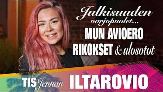 """TIS-Jennan Iltarovio -jakso 6: Haluatko Temppareihin? Mieti kaksi kertaa: """"Avierostani tiedettiin jo ennen kuin..."""""""