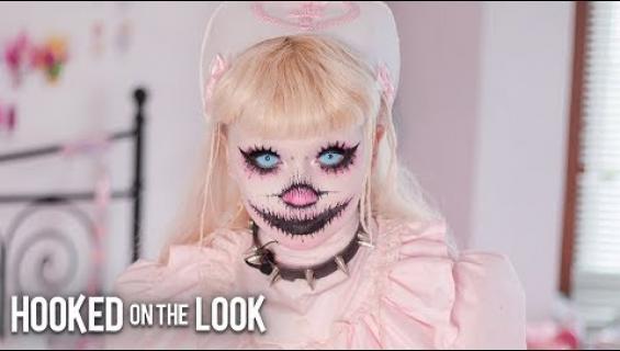 Saammeko esitellä: Sukupuoleton Monsteri! Lontoolaisteinin tyyli vaatii kovaa työtä!