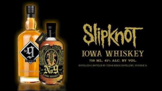 Slipknot sai oman viskin!