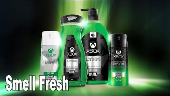 XboX-konsolin kehittäjä päätti riipaista tukevan kännin kuultuaan XboX-deodorantista!