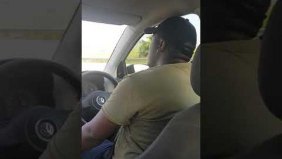Oopperaa laulava Uber-kuski meni viraaliksi!