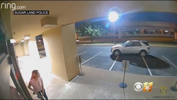 """Missä on """"futisäiti""""? Poliisi etsii botox-klinikalle sähkösahan avulla murtautunutta naista - ajoi paikalle kalliilla Mersulla! Katso video!"""