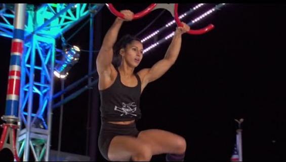 """Huikaiseva fitness-kaunotar! American Ninja Warriorin Angela Gargano: """"Lihakset tekevät minusta erityisen!"""""""