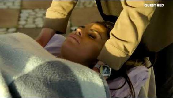 """Video: Povipommi Katie Price sai """"kosmisen orgasmin"""" tv-ohjelmassa - katso!"""